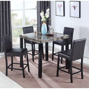 Inexpensive Counter Height Dining Table By BestMasterFurniture