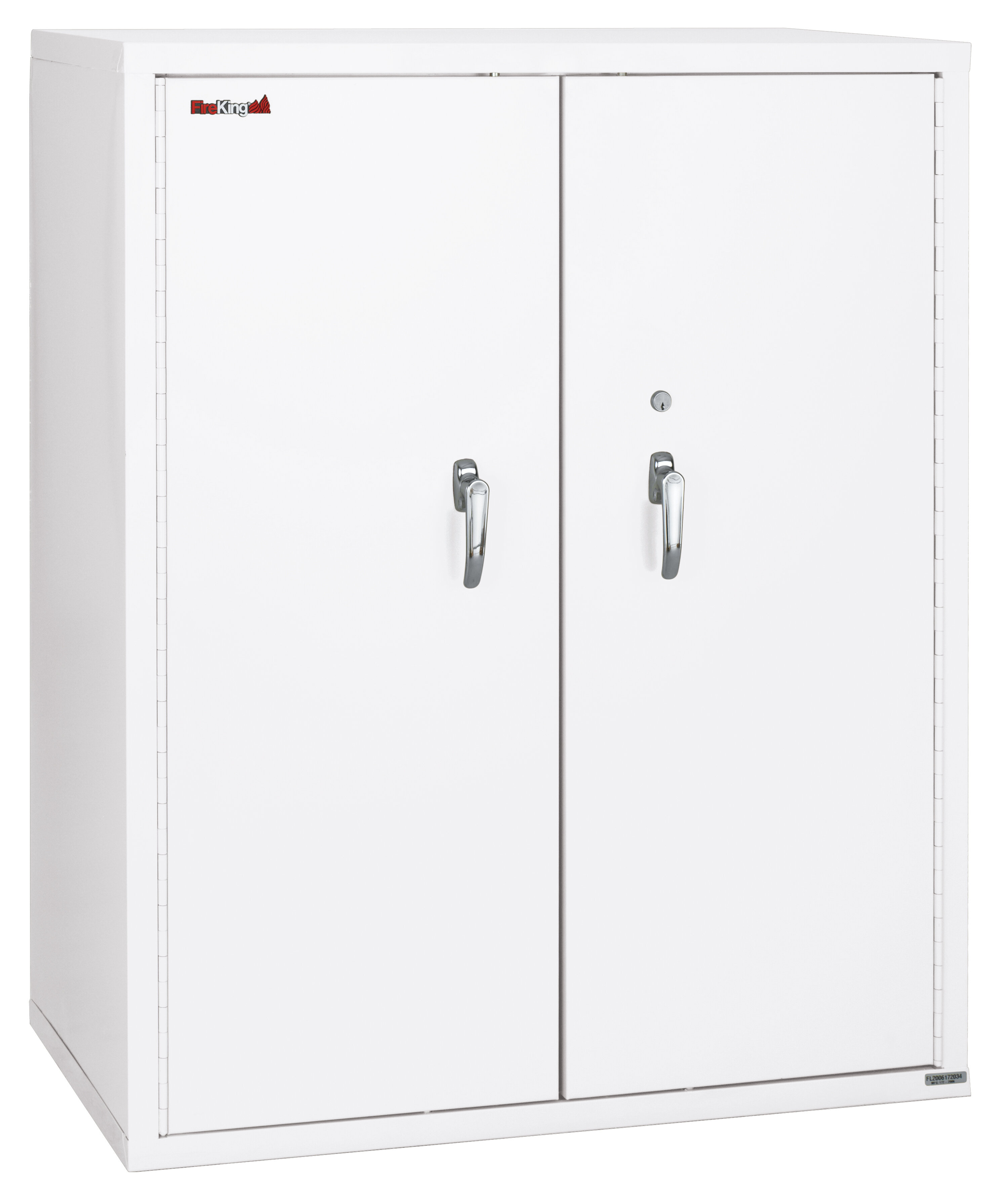 Fireking Fireproof Double Door Storage Cabinet Wayfair
