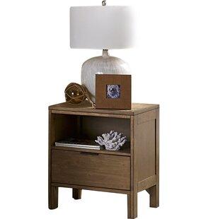 Hosier 2 Drawer Nightstand by Mercury Row