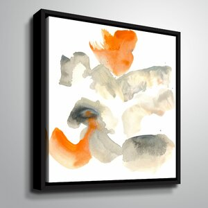 'Hang Loose I' Framed Print on Canvas by Wrought Studio