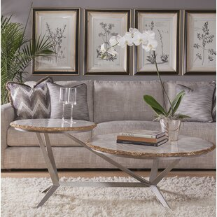 Signature Designs Tiered Coffee Table