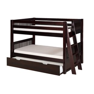Read Reviews Isabelle Twin over Twin Bunk Bed with Trundle ByViv + Rae