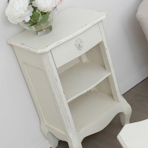 Nachttisch Blyth mit Schublade dCor design   Schlafzimmer > Nachttische   Holz   dCor design