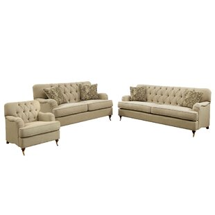 Santo Standard Living Room Set by Darby Home Co