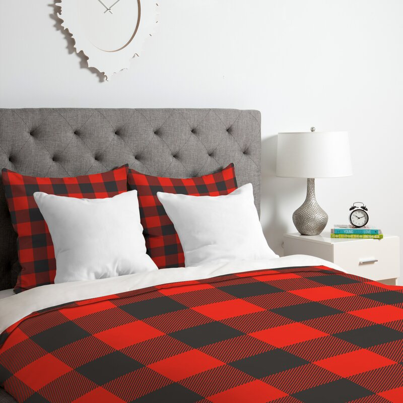 Winter Cabin Bedding Set