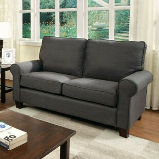 Provost Wooden Loveseat