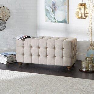 Sindelar Tufted Upholstered Bench