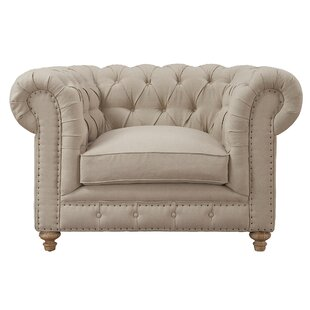 Best Deals Soho Chesterfield Chair By TOV Furniture