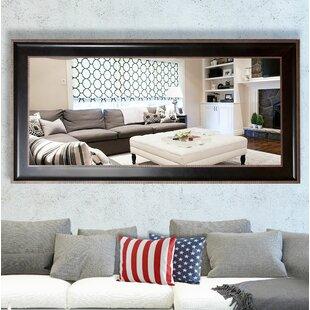 Sonia Caged Trim Bathroom/Vanity Mirror ByDarby Home Co