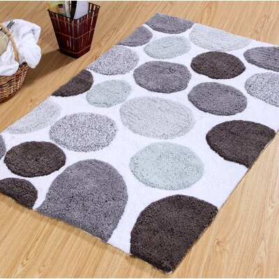 Black Amp Gray Amp Silver Bath Rugs Amp Mats You Ll Love In 2020