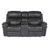 Dipalma Luxe Reclining Sofa byRed Barrel Studio
