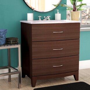 Price comparison Celeste 30 Single Bathroom Vanity ByIvy Bronx
