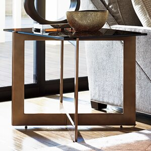 Zavala Aperture End Table by Lexington