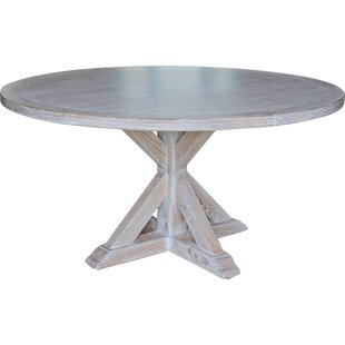 save to idea board - Round Wood Dining Table