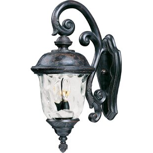 Best Reviews Islington 3-Light Outdoor Wall Lantern By Astoria Grand