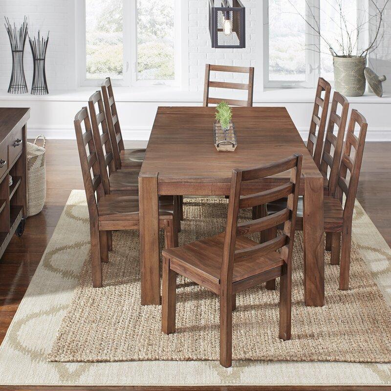 Lovely Johnston 9 Piece Dining Set
