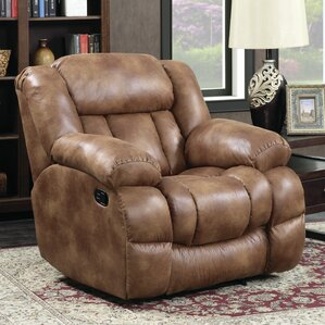 Gibraltar Manual Rocker Recliner by Darby Home Co
