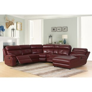 Sarewitz Reclining Sectional