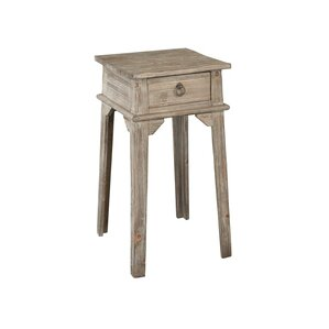 Marketplace Flower End Table by Hekman