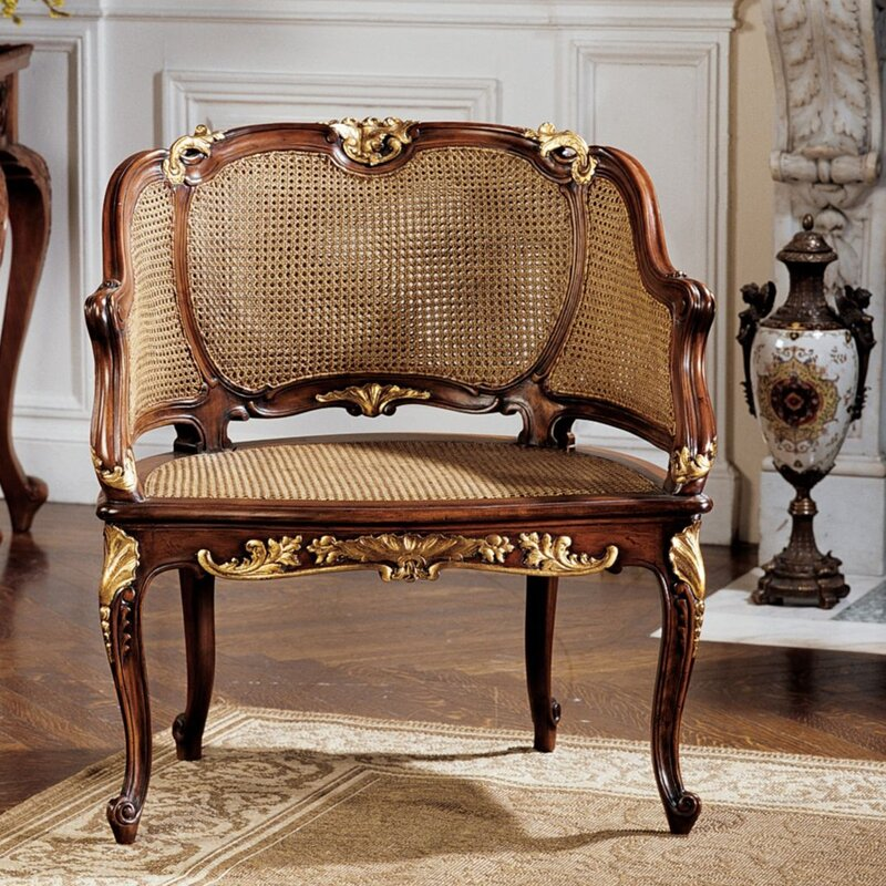 Louis XV French Armchair