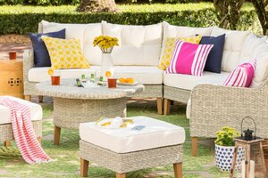 Make Over Your Patio (Without Buying New Furniture)