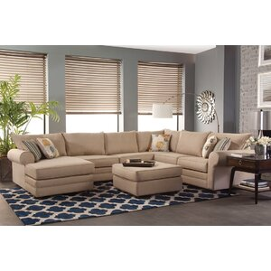 Honesdale Round Arms Sectional Darby Home Co