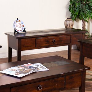 Fresno One Drawer Console ..