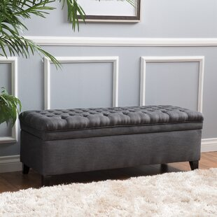 Logan Storage Ottoman by Alcott Hill