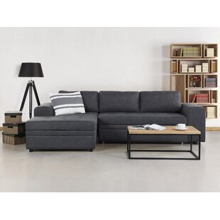 Johnathon Sleeper Sectional Sofa Brayden Studio