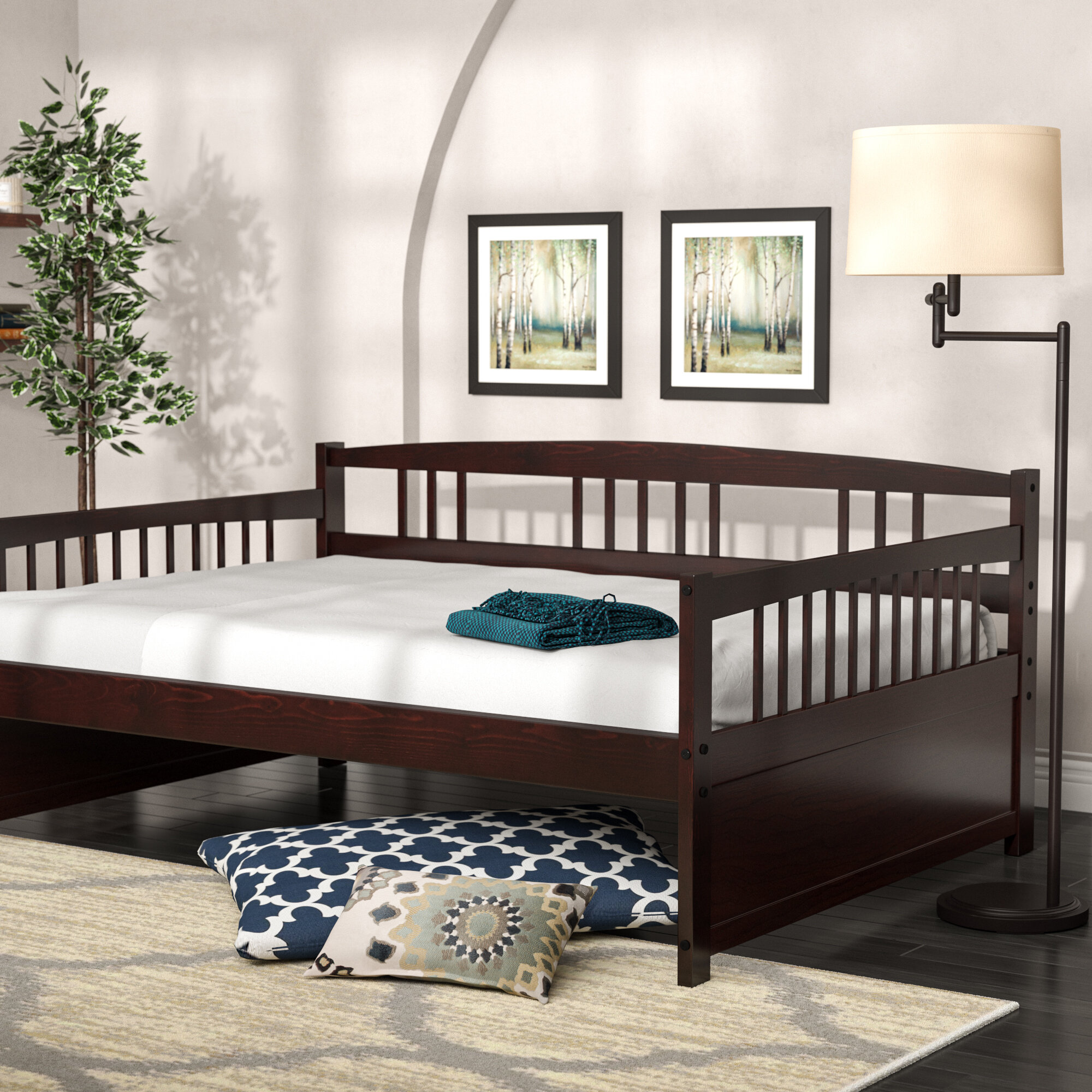 Alcott Hill Esther Full Daybed Reviews Wayfair