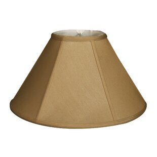 Clearance 13 Silk Empire Lamp Shade By Alcott Hill