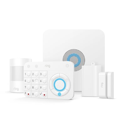Alarm Home Security Kit Ring