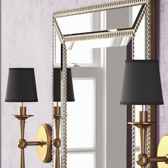 Parchment Empire Chandelier Shade Clip On