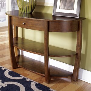 Hatfield Console Table by Bloomsbury Market