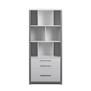 Best Price Rivas Standard Bookcase by Ebern Designs