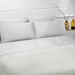Dot 4 Piece 300 Thread Count 100% Cotton Sheet Set By Belle Epoque