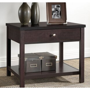 Deals Funchess Modern End Table By Latitude Run