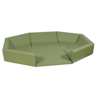 Cozy Woodland 9 Piece Octagonal Welcoming Hollow Soft Seating Set By Children's Factory