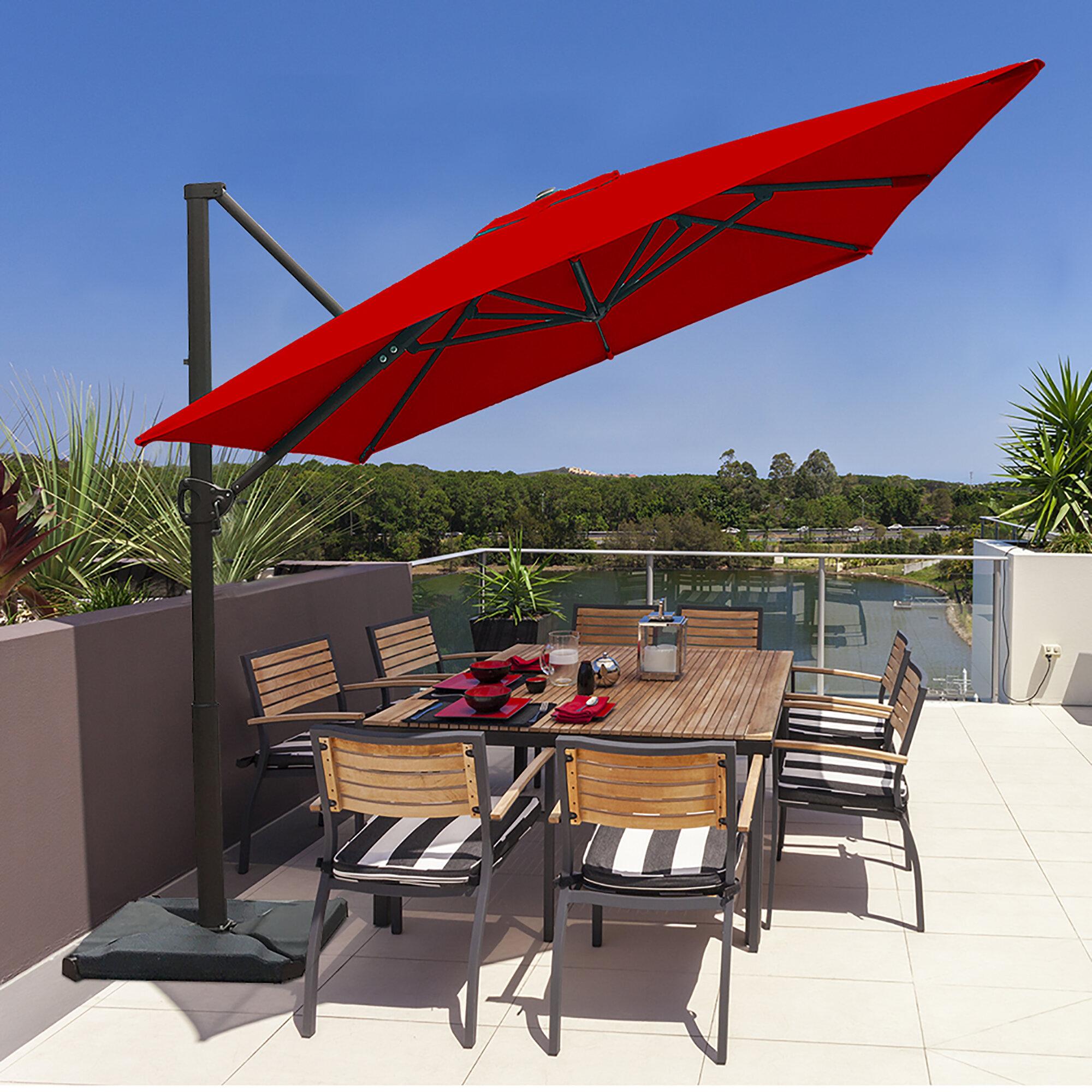 Foot Cantilever Patio Umbrellas