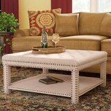 Selena Coffee Table with Storage by Charlton Home®