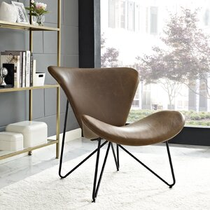 Glide Lounge Chair Modway
