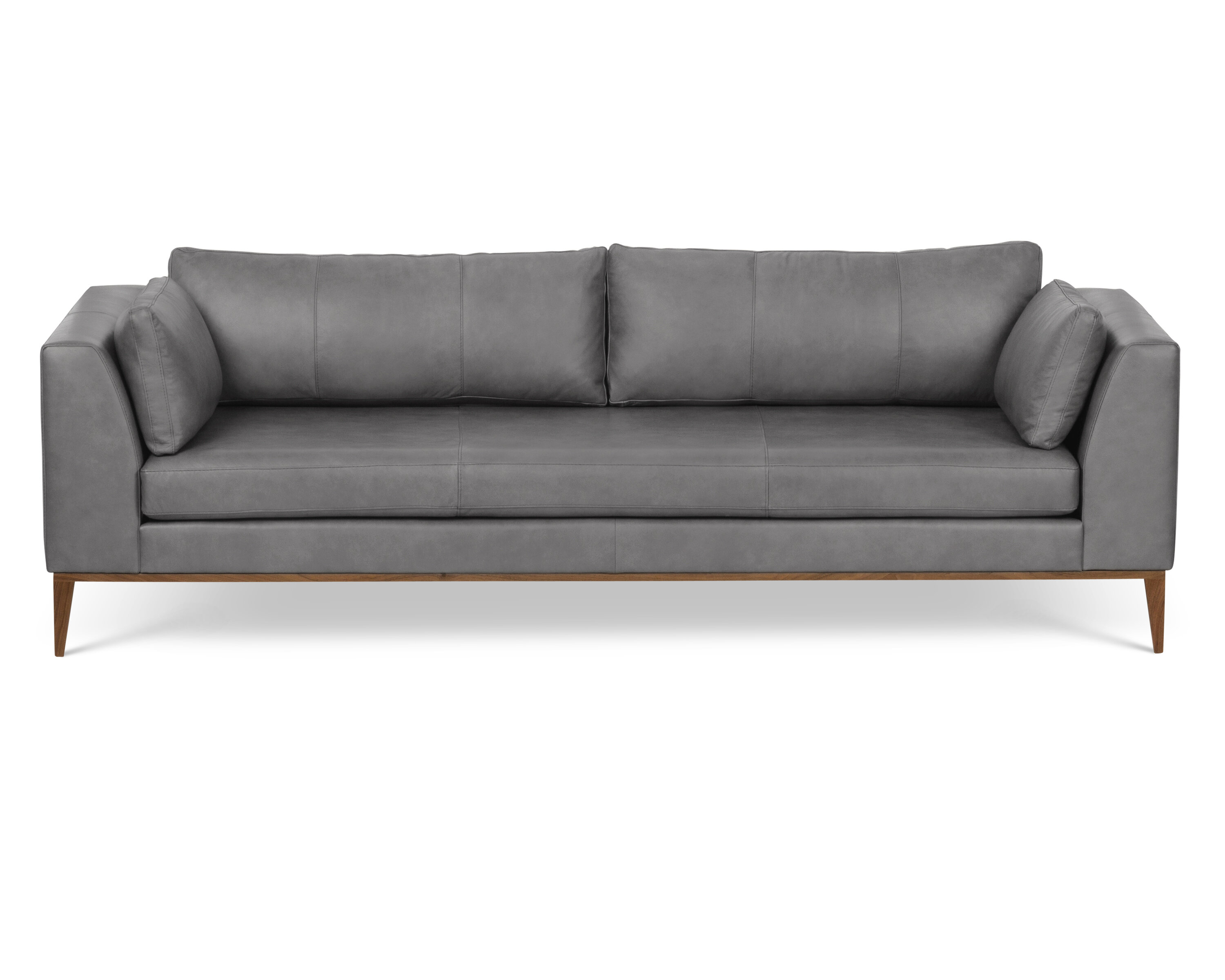 One For Victory Largo Leather Sofa