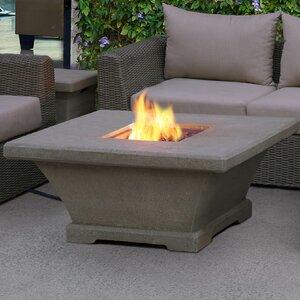 Monaco Concrete Propane Fire Pit Table