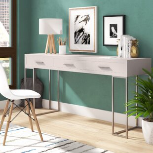 Coldfield Solid Wood Writing Desk