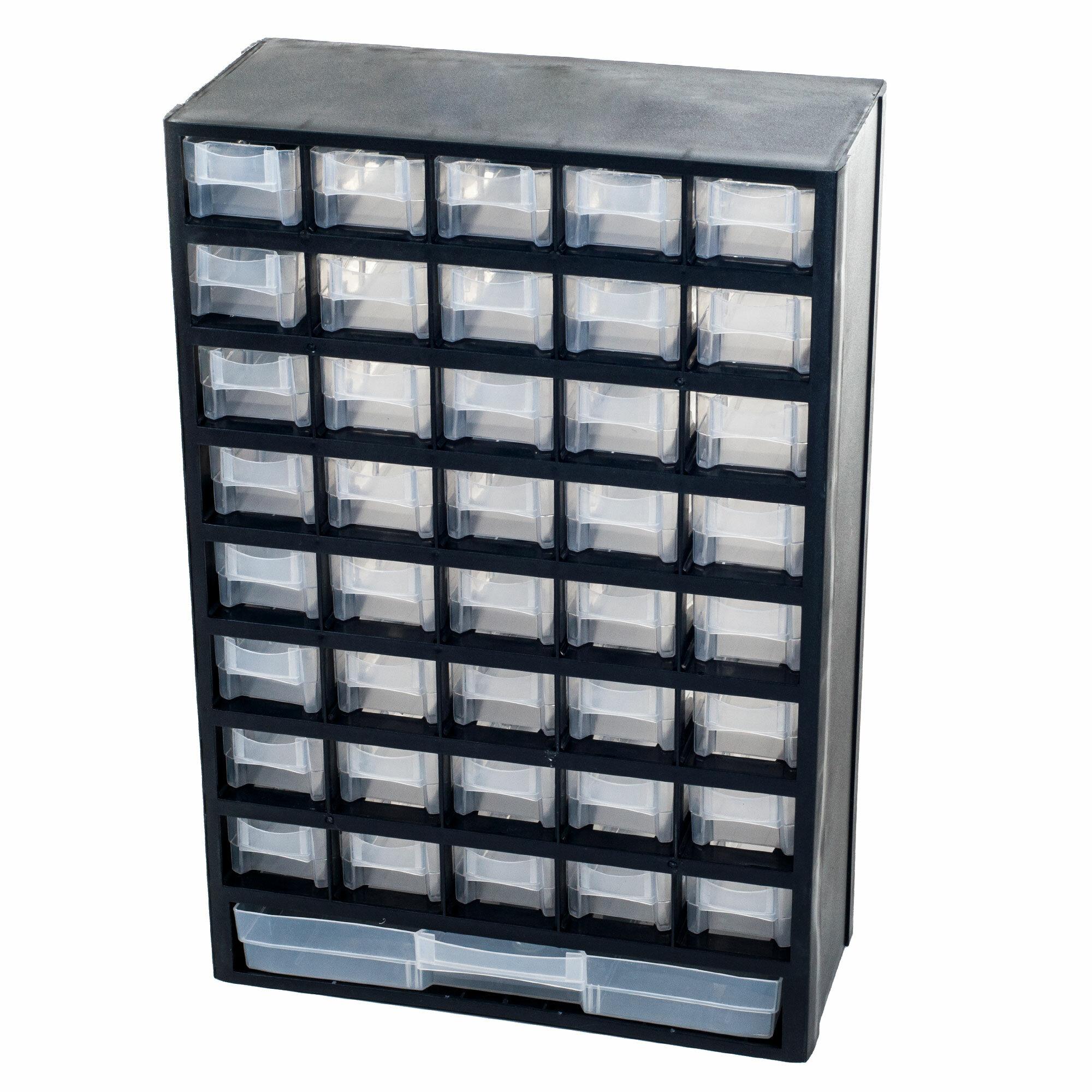 Merveilleux Stalwart Stalwart 41 Compartment Hardware Storage Box U0026 Reviews   Wayfair