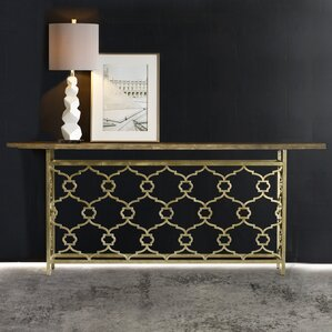 Melange Landon Hall Console Table by Hooker Furniture