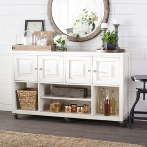 White Sideboards & Buffets You\'ll Love | Wayfair