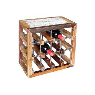Delightful 12 Bottle Wine Rack