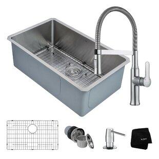 Kitchen Sinks - Modern & Contemporary Designs | AllModern