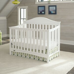harbor lights 4in1 convertible crib - White Baby Crib